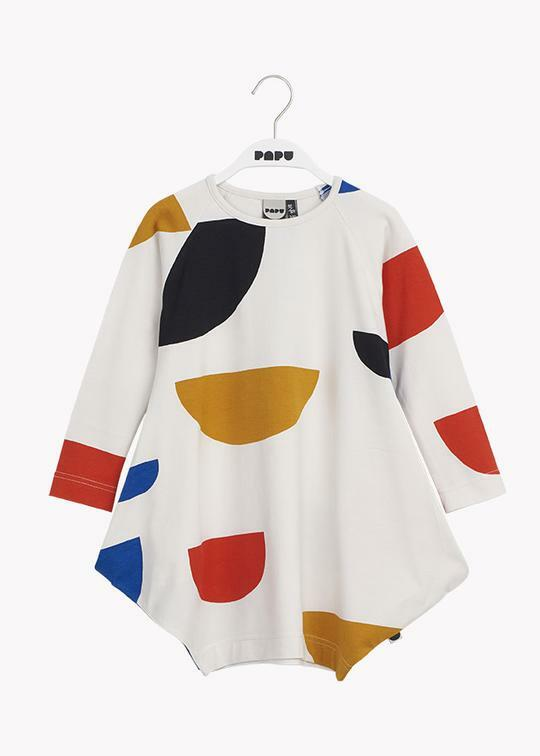 《PAPU 2019AW》KANTO DRESS / GIANT BEANS