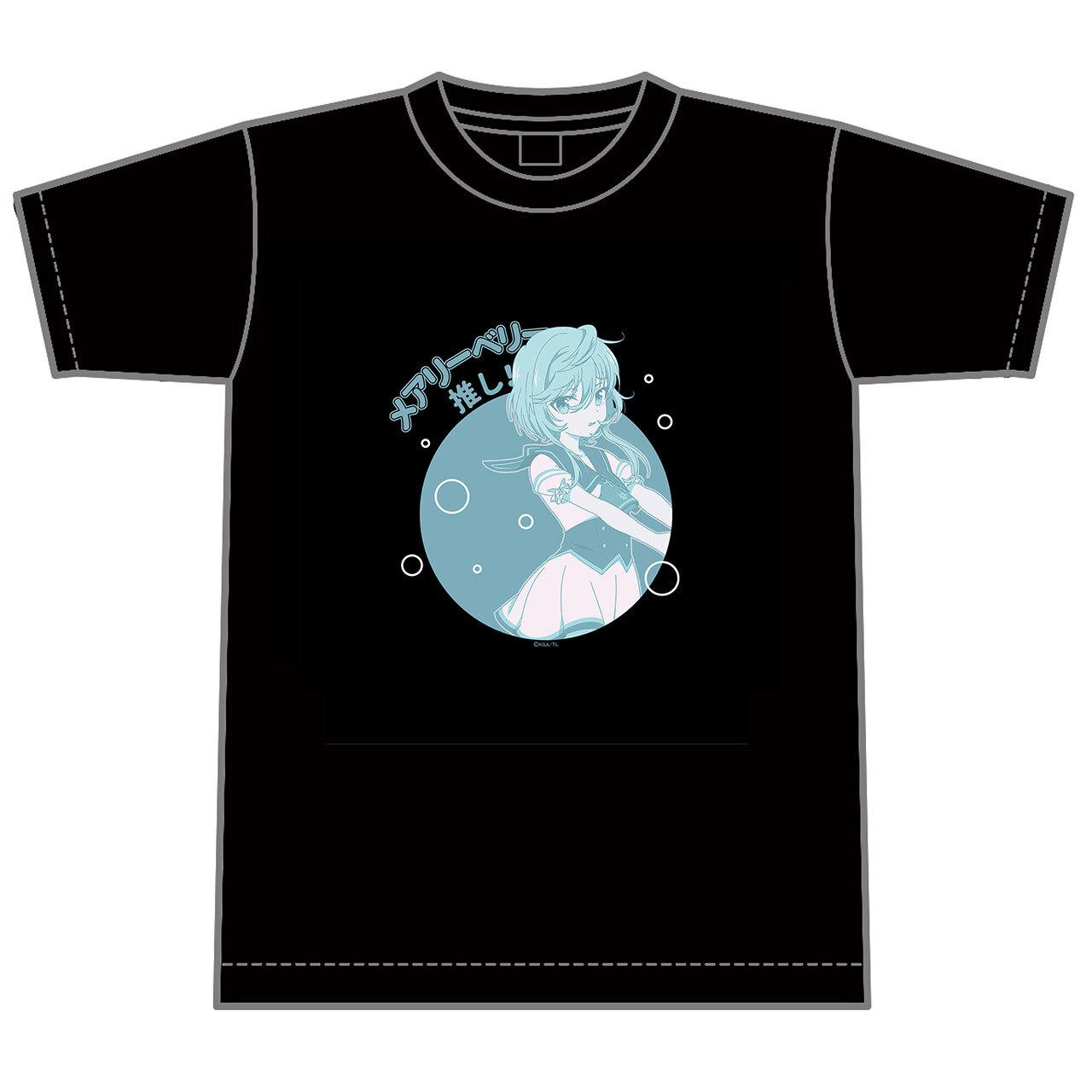 【4589839355148予】ラピスリライツ メアリーベリー 推しTシャツ/XLサイズ
