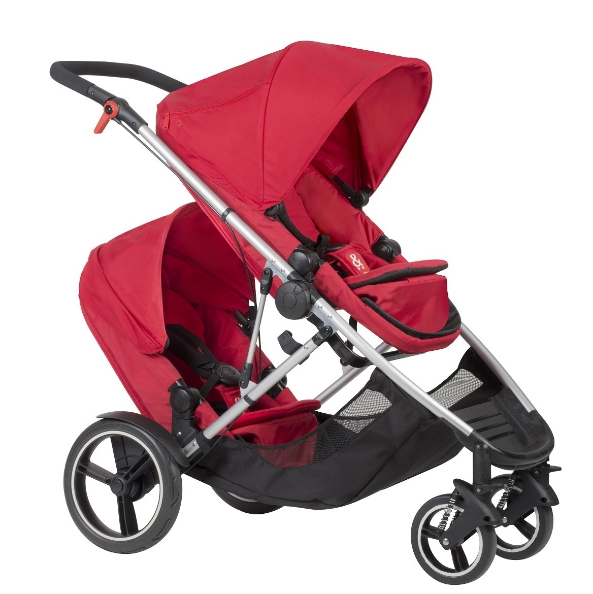 phil&teds voyager buggy Chilli  フィルアンドテッズ ボイジャー