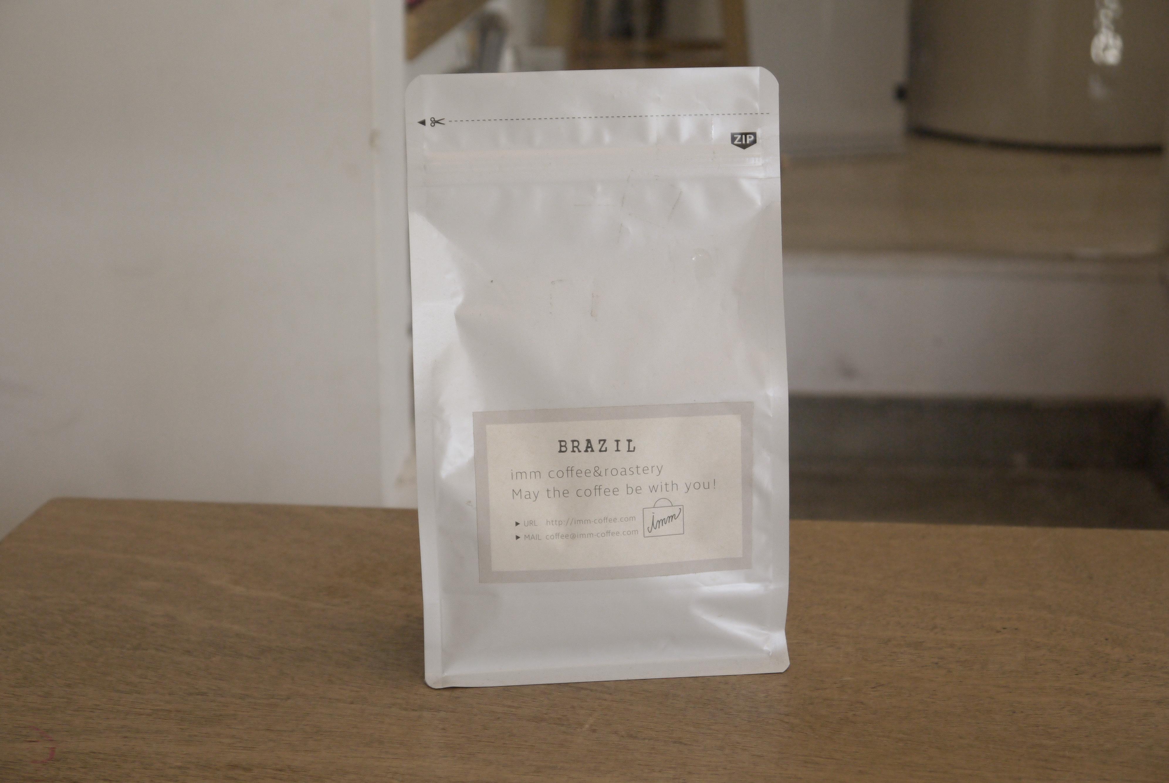 ブラジル アルコイリス農園 ハニー コーヒー豆 200g