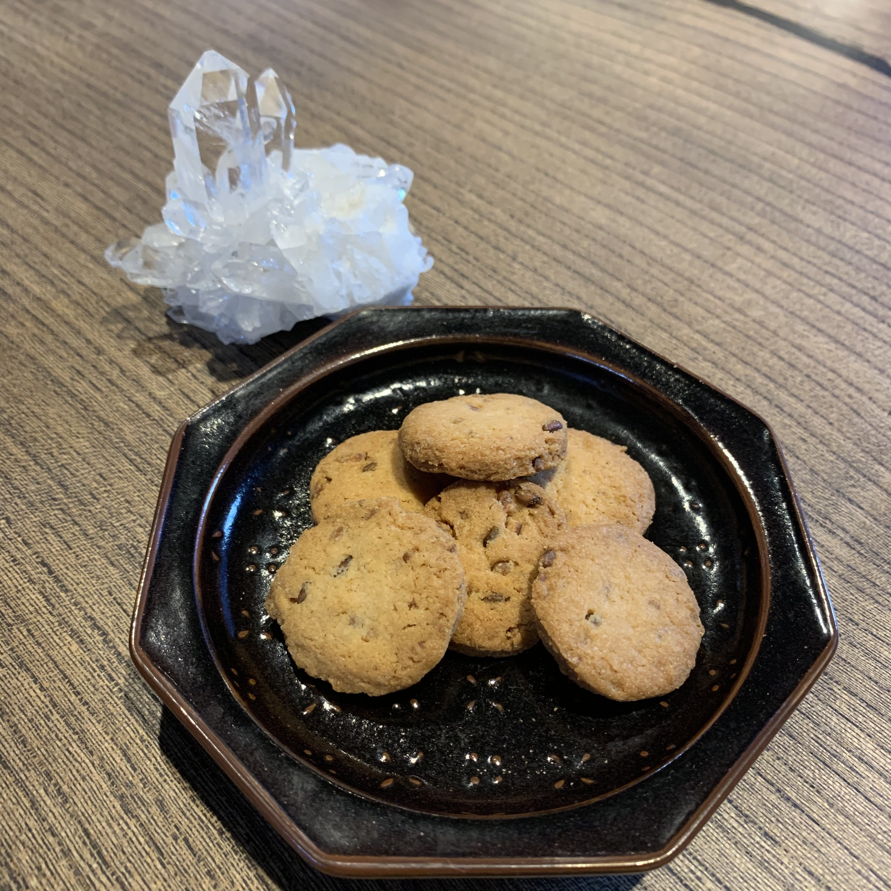 国産米粉クッキー(玄米)
