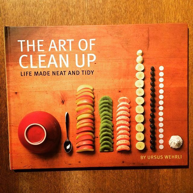 ビジュアルブック「The Art of Clean Up/Ursus Wehrli」 - 画像1