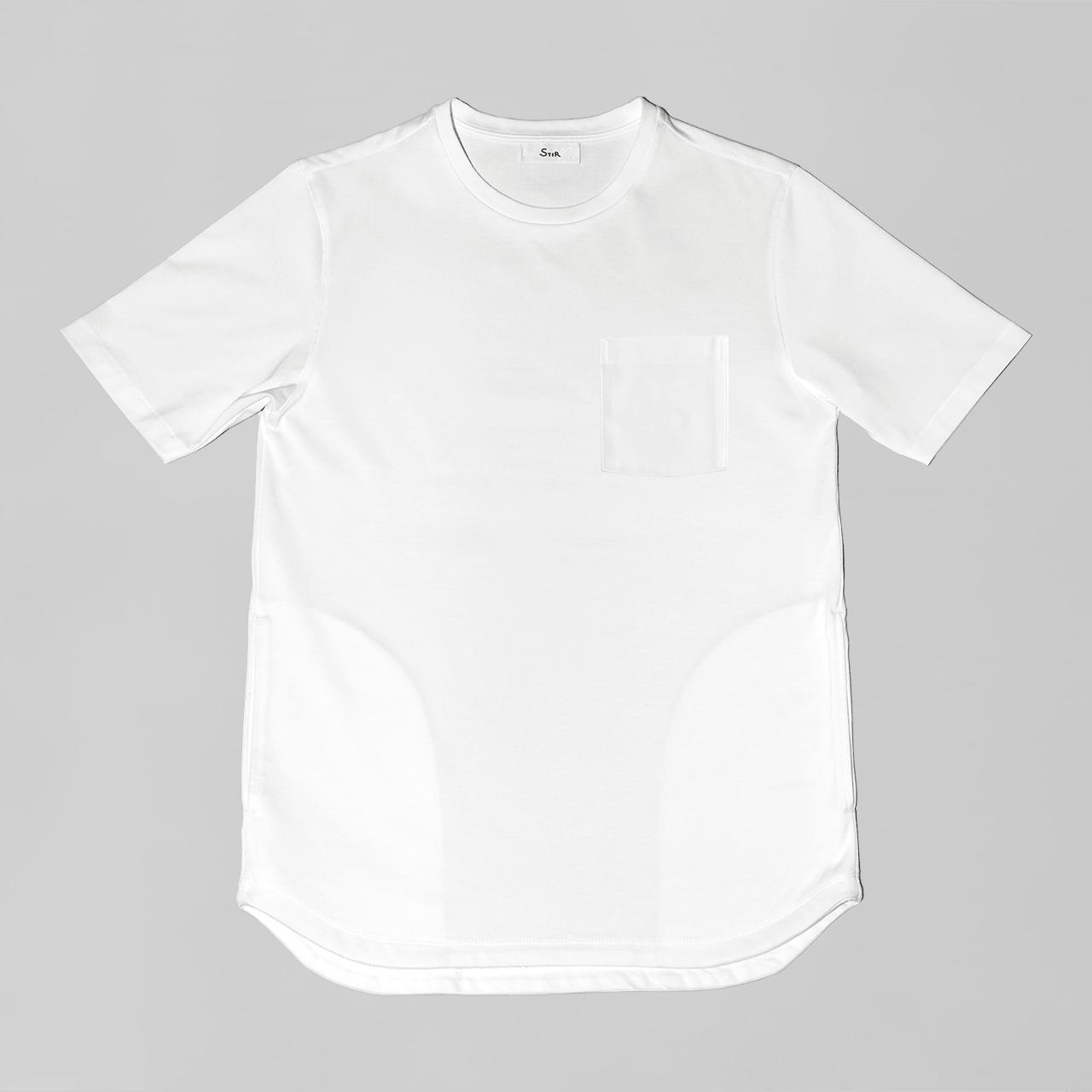 オーセンティックポケットT / Authentic Pocket T #WHITE ※6月末全サイズ再入荷予定