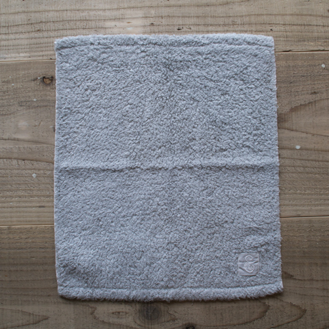evam eva エヴァムエヴァ organic cotton color hand towel S
