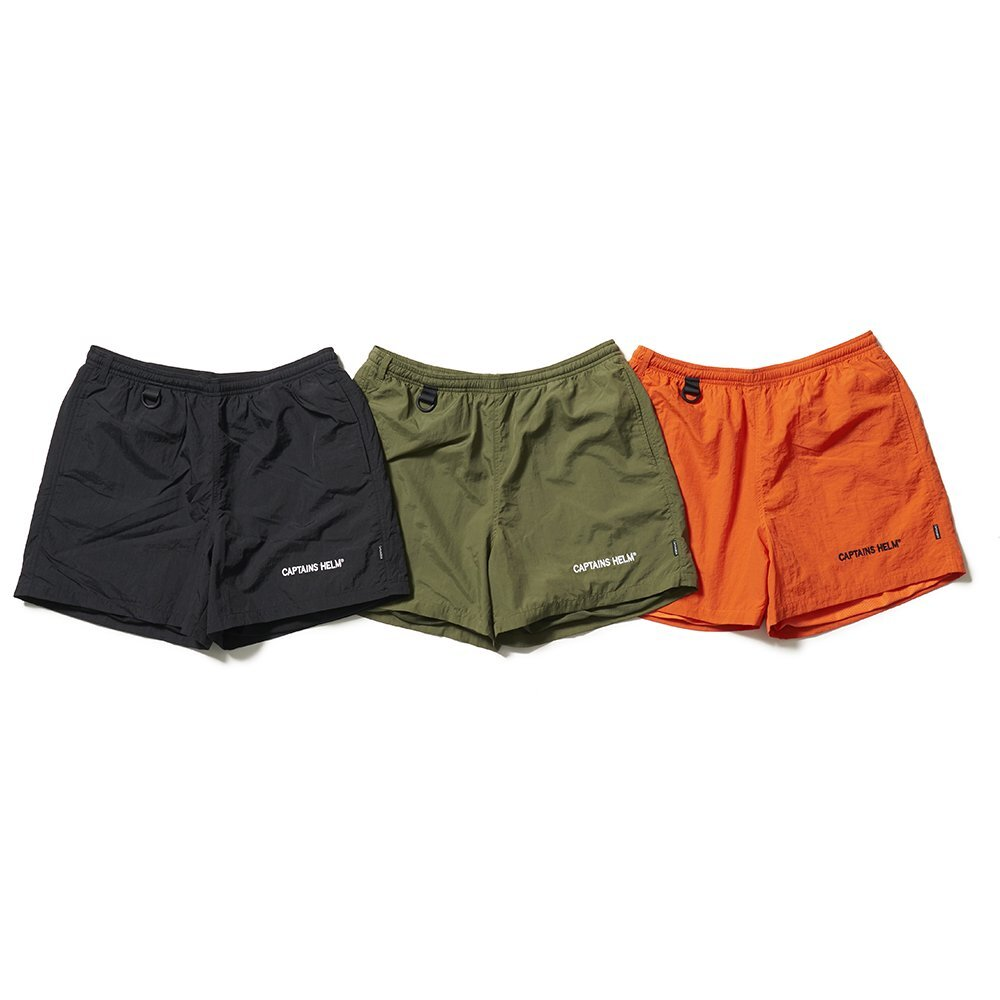 CAPTAINS HELM #Running Nylon Shorts