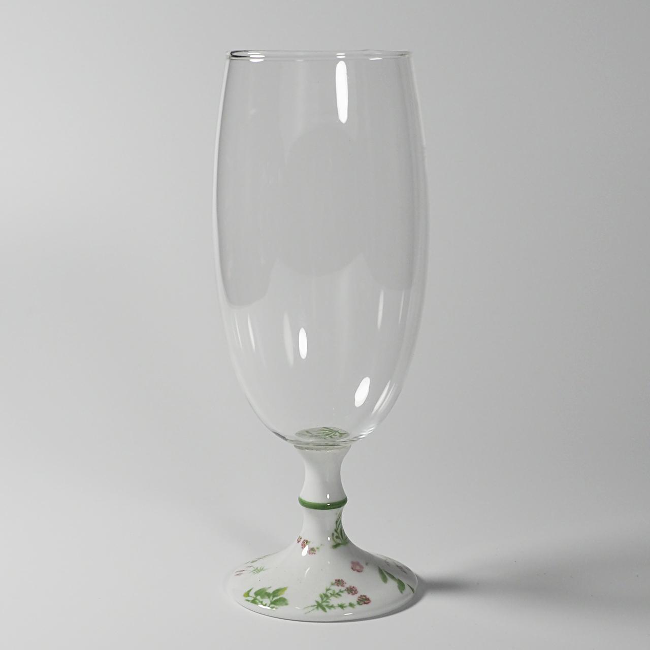 ビールグラス (ハーブガーデン) 20-415