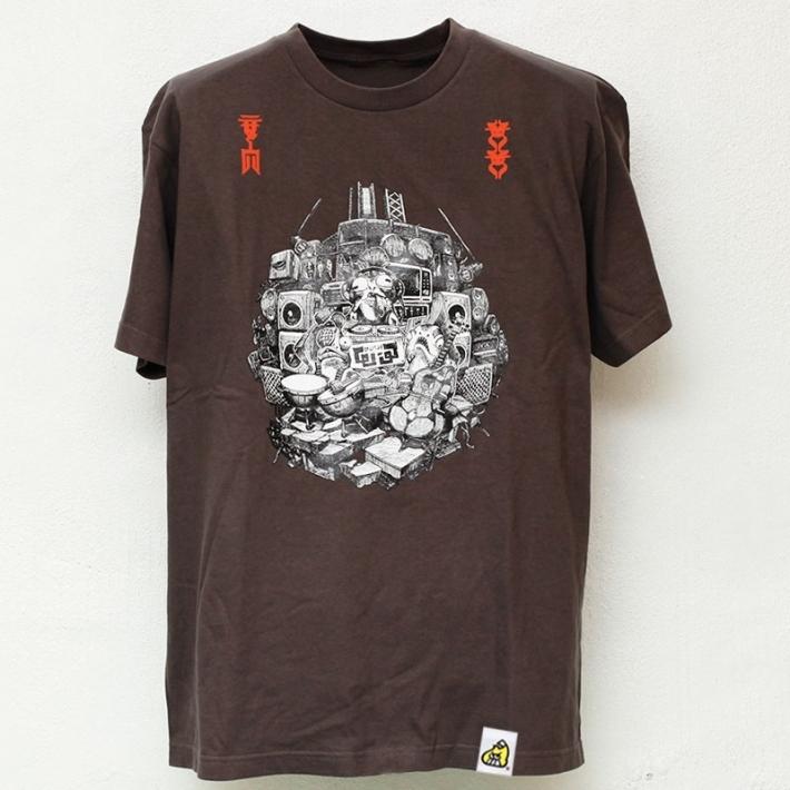 スプラトゥーン2  /  ω-3 Tシャツ  / THE KING OF GAMES