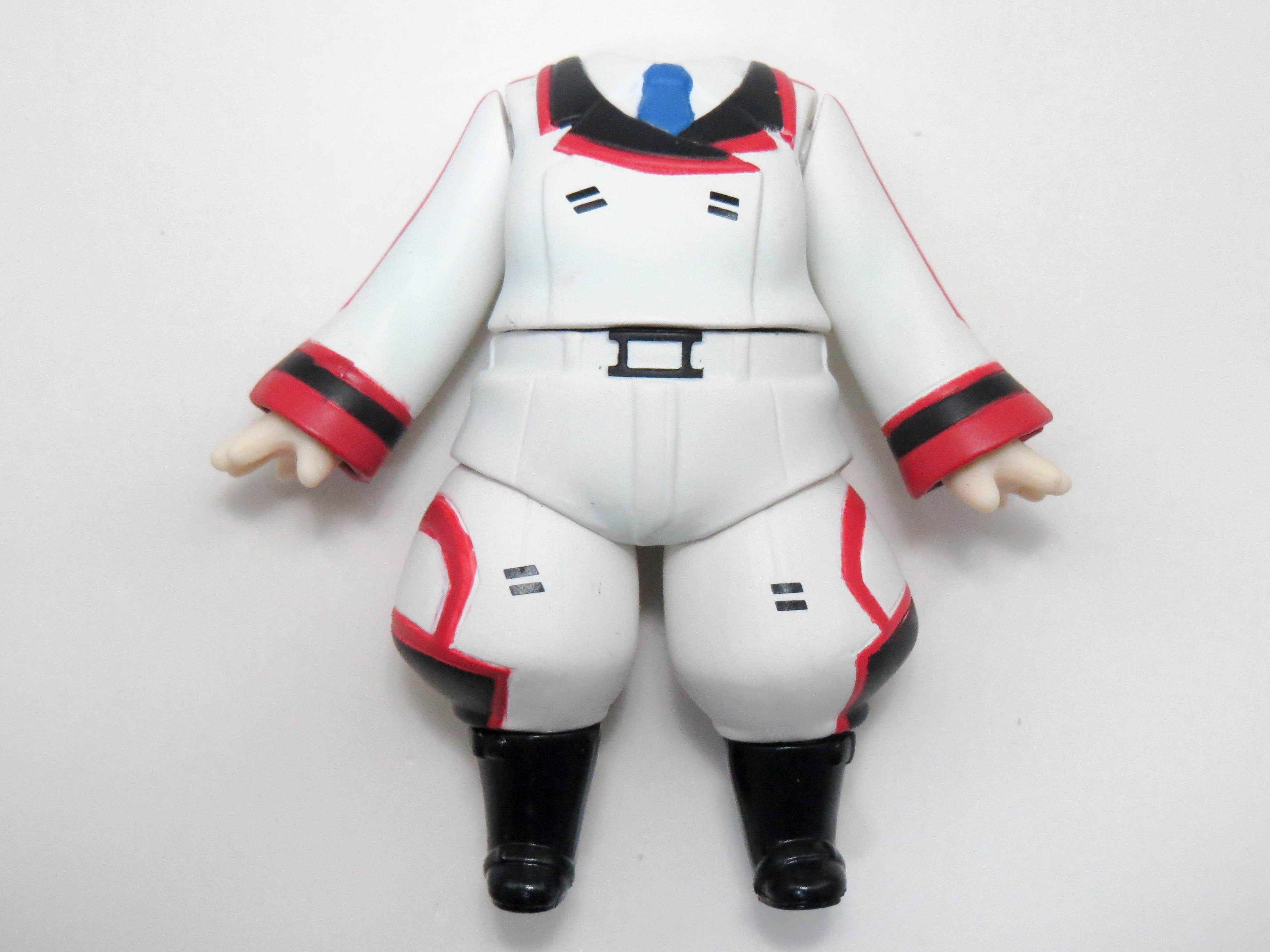 【508】 ラウラ・ボーデヴィッヒ 体パーツ 制服 ねんどろいど