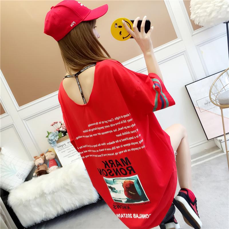 【tops】アルファベットファッションアイテムTシャツ21083243