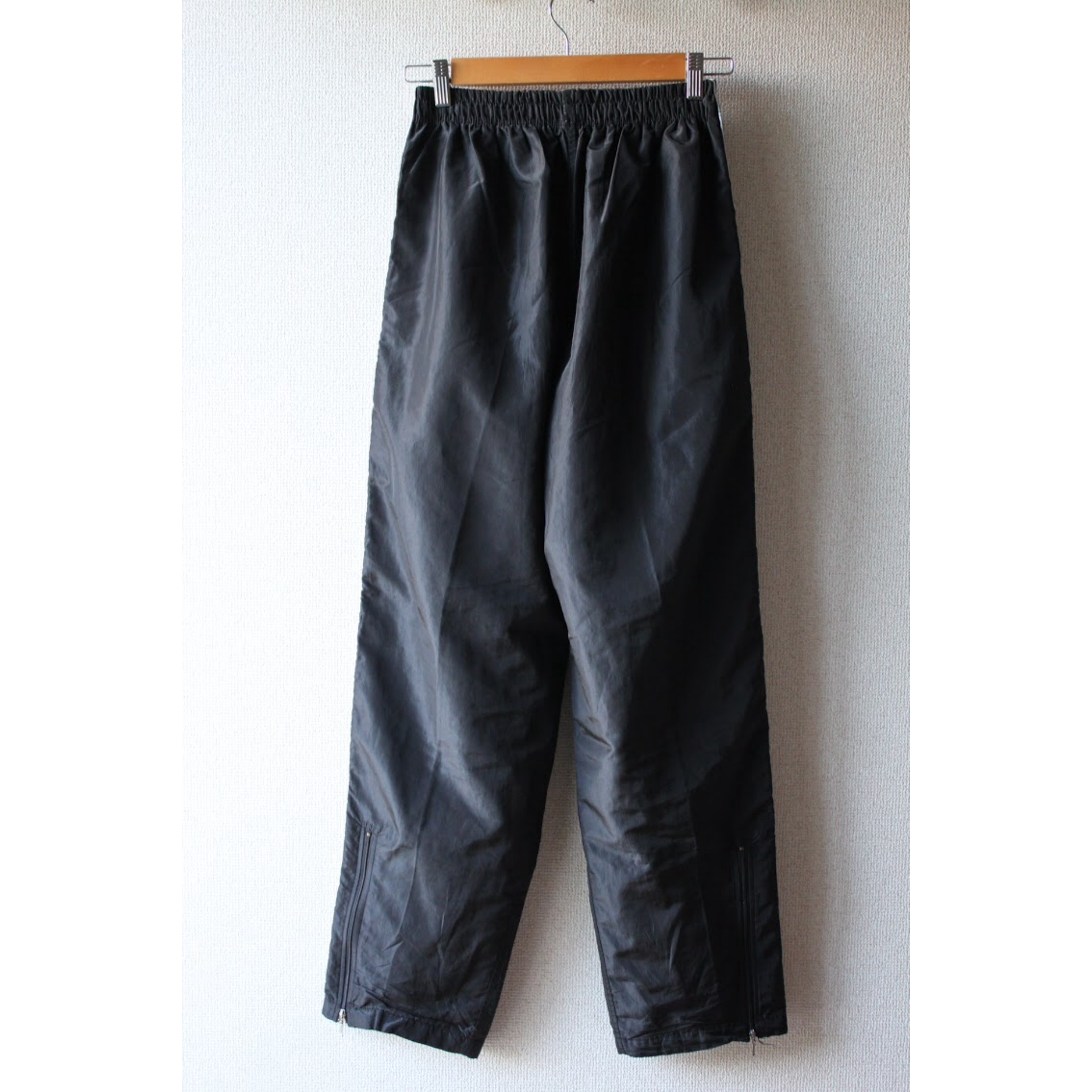 Vintage nylon track pants by Kappa