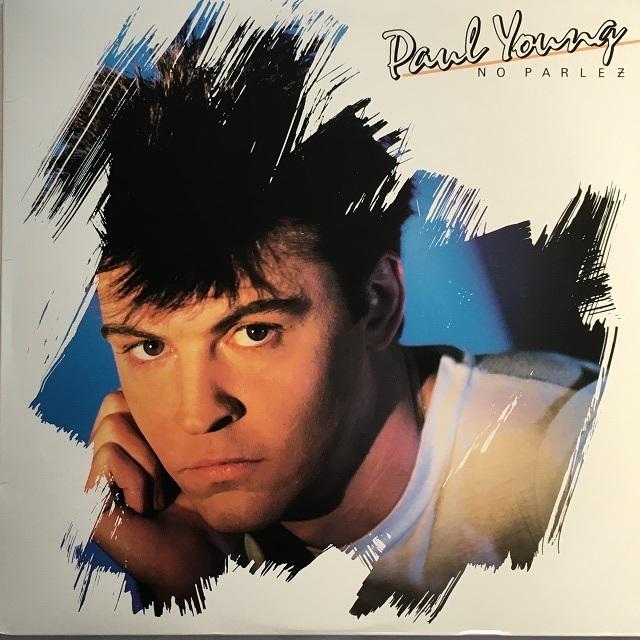 【LP・米盤】Paul Young / No Parlez