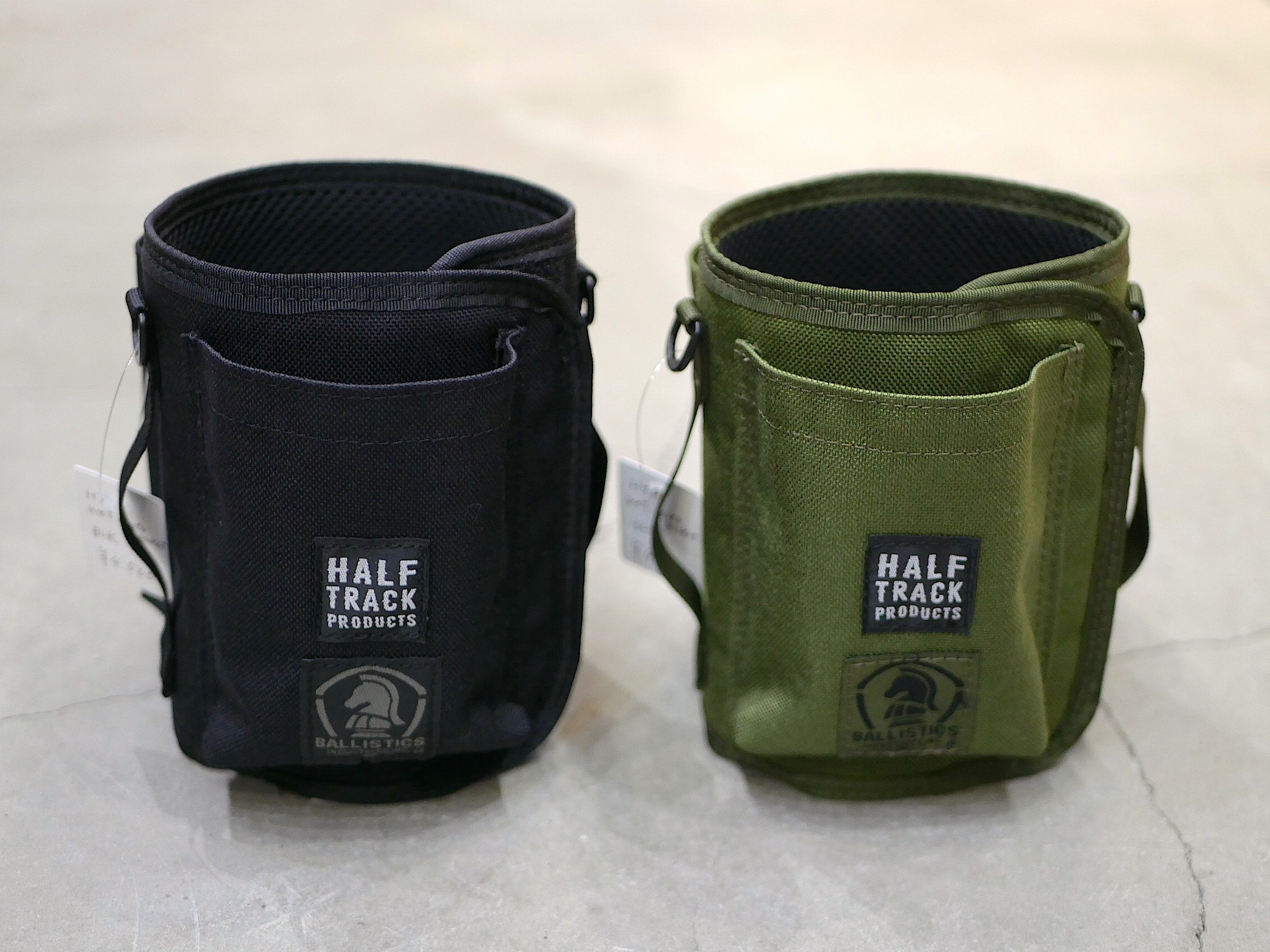 HALF TRACK PRODUCTS / WET COVER POCKET