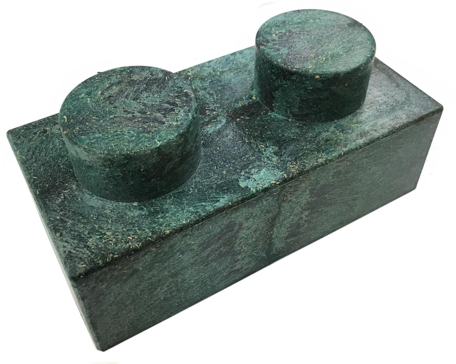 レンブロック グリーン 12個セット 数量限定