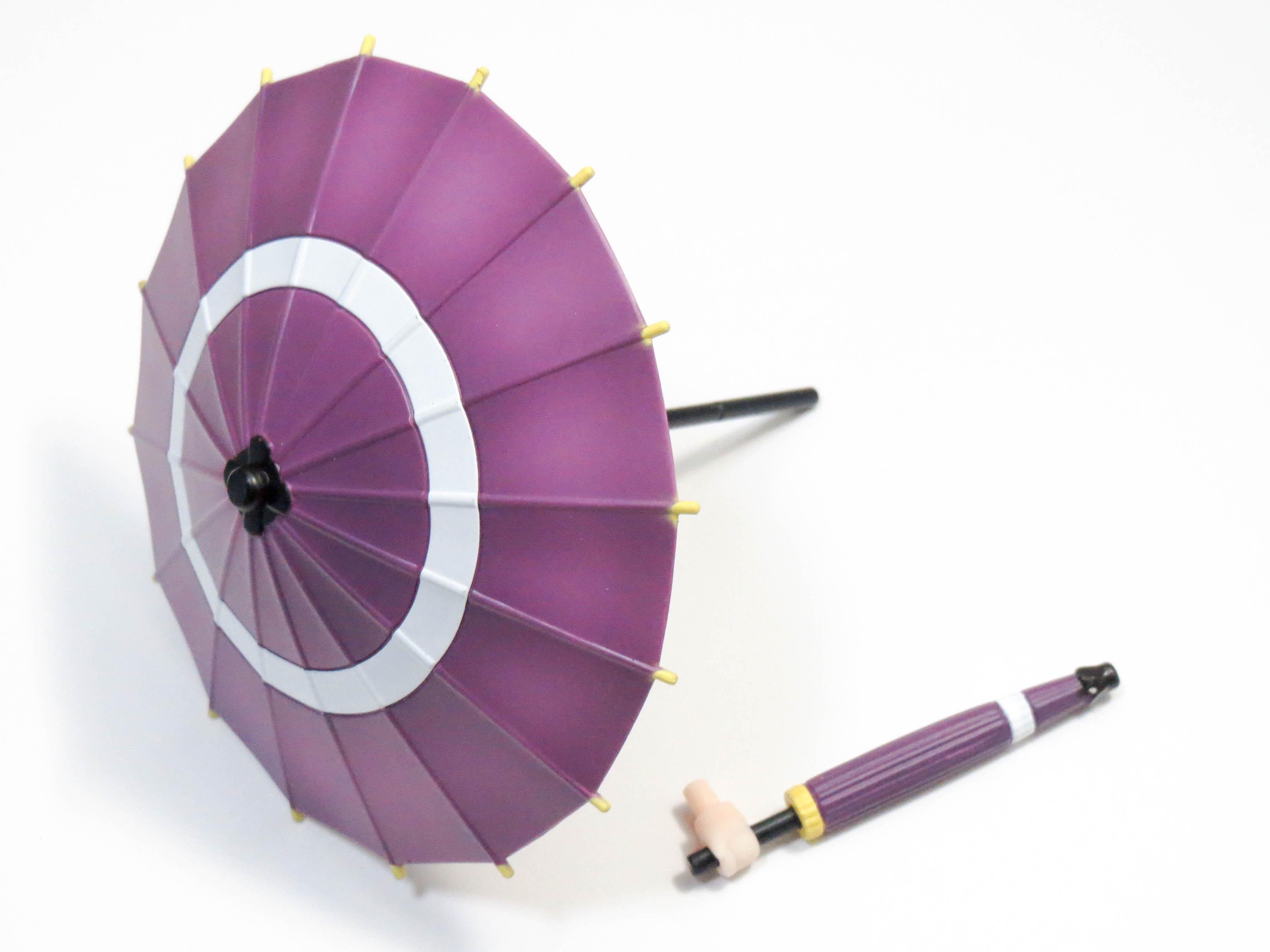 【797】 美樹さやか 舞妓Ver. 小物パーツ 和傘 ねんどろいど