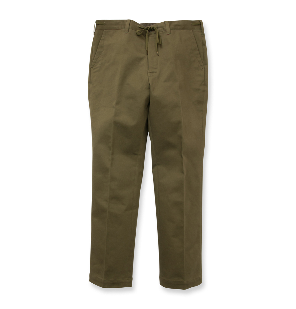 【SON OF THE CHEESE】LOOSE pants(OLIVE)