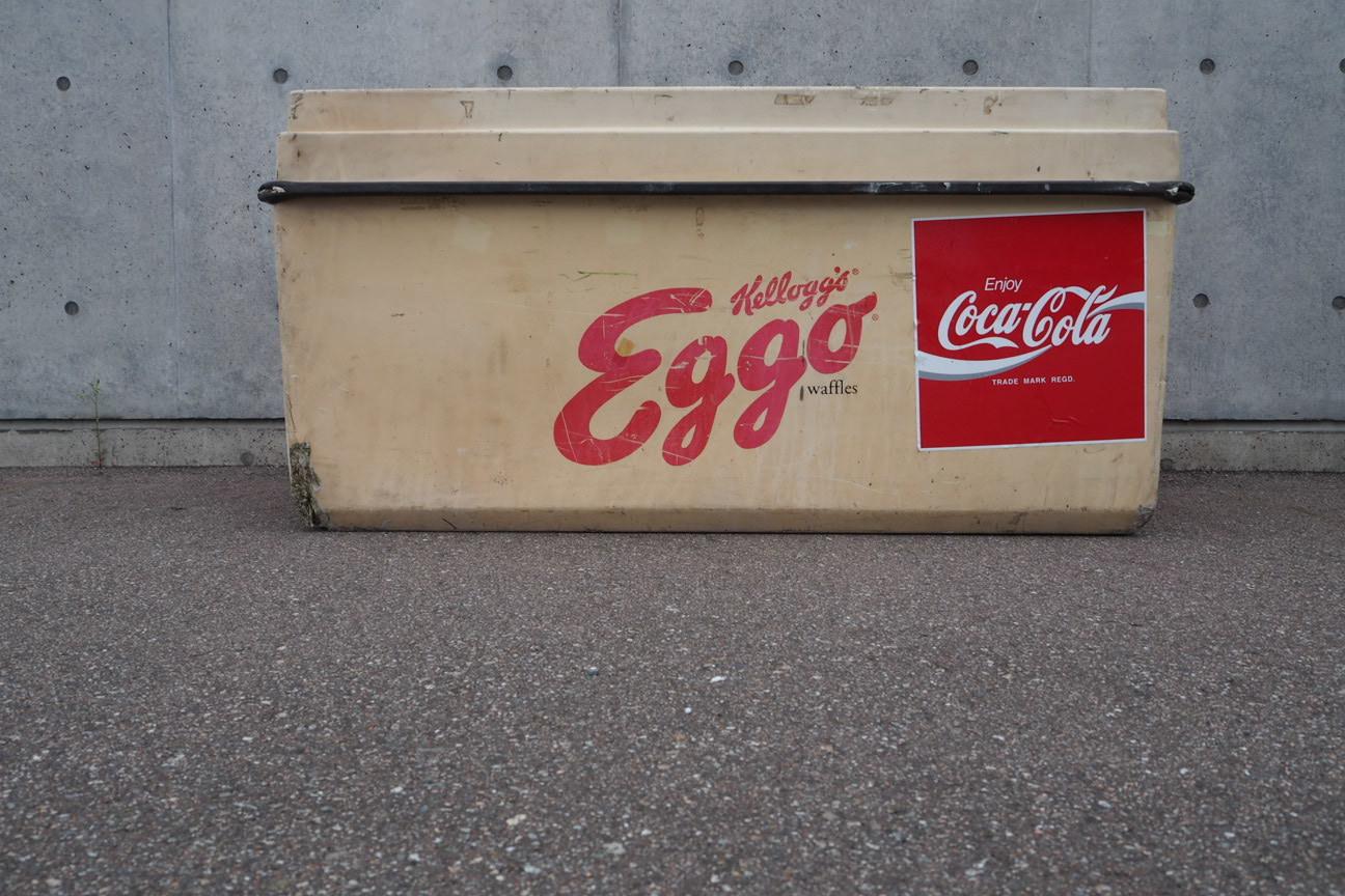 品番1280 大きな ヴィンテージクーラーボックス