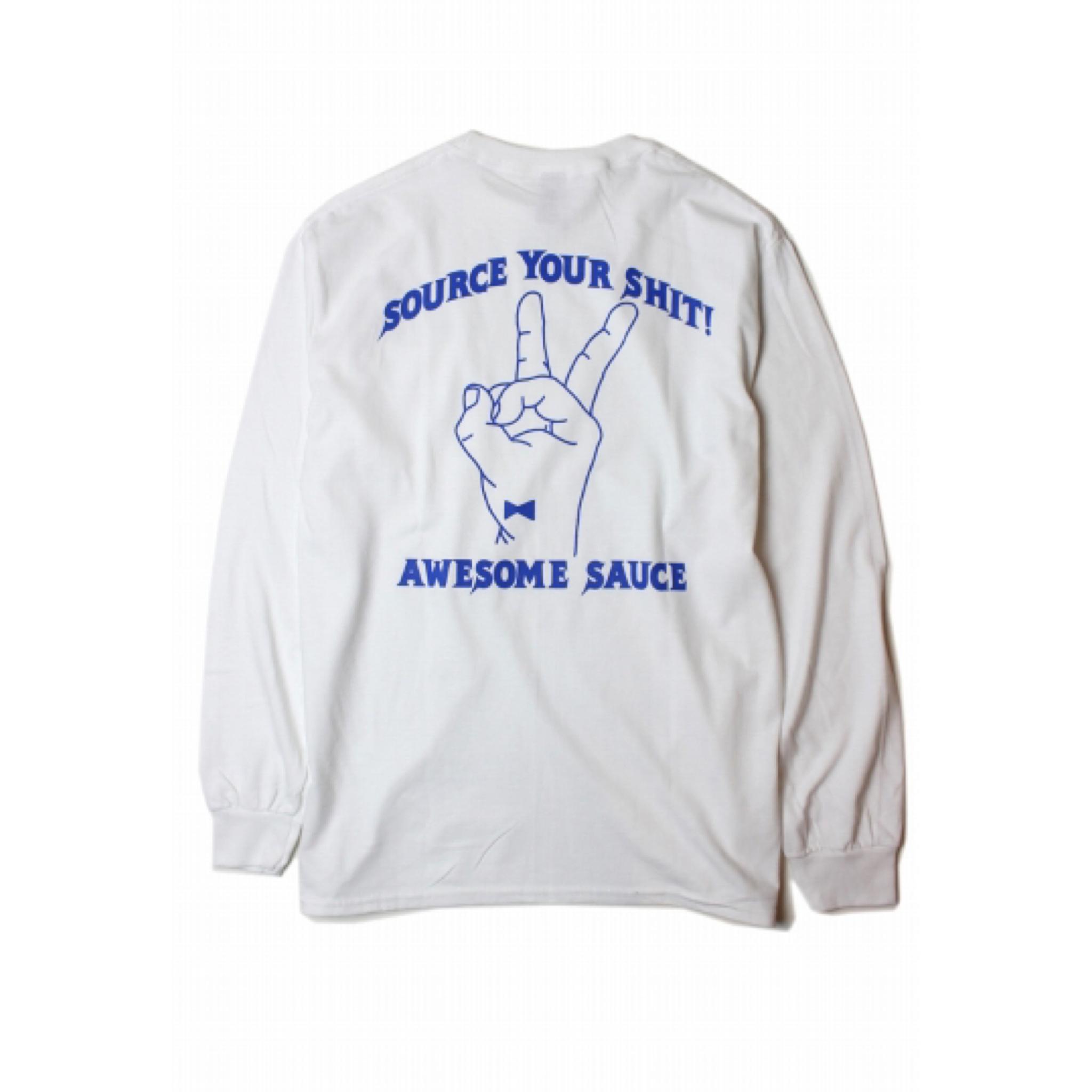 RUTHLESS #R-Sauce L/S T-Shirt