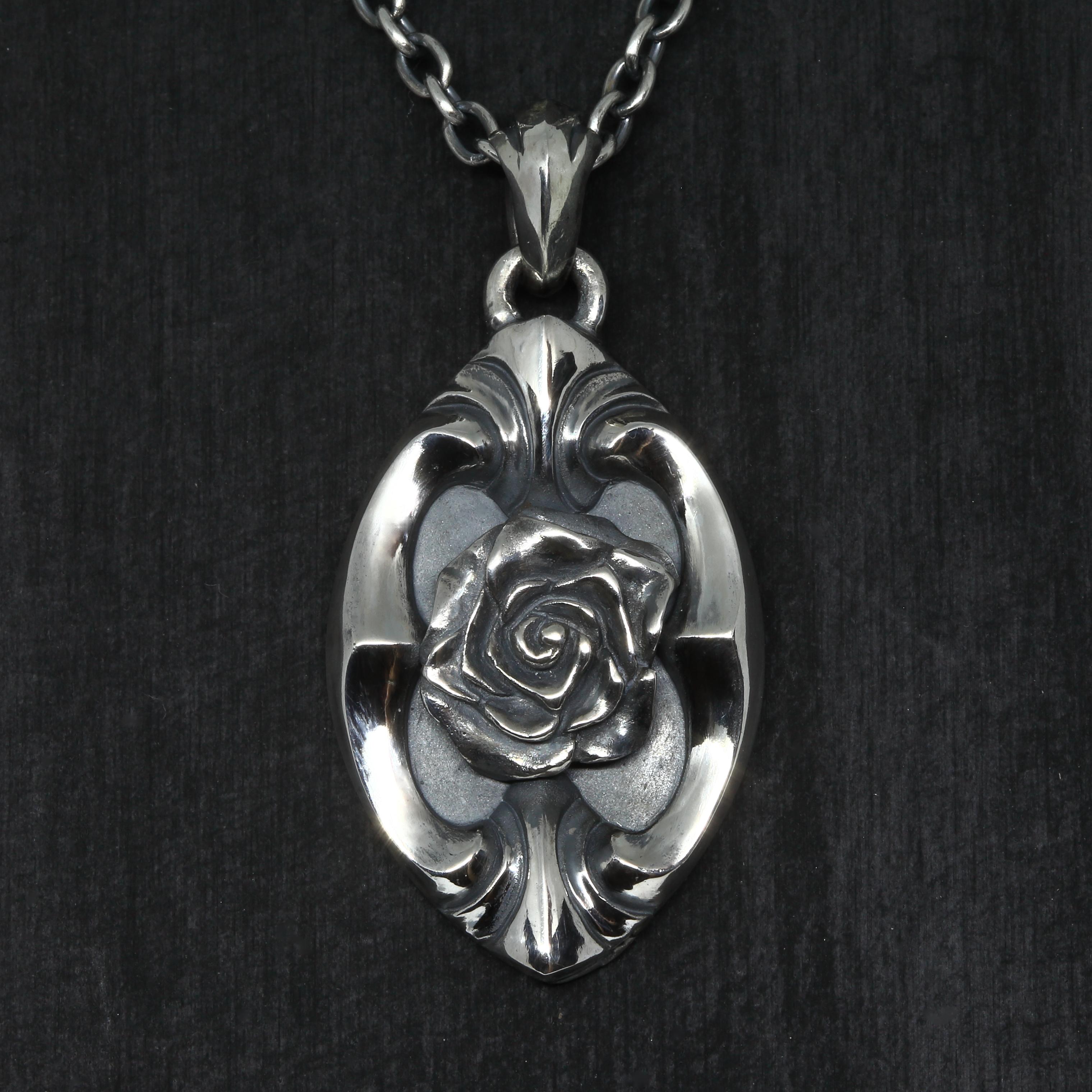 Limited item【Dresser Rose Pendant】