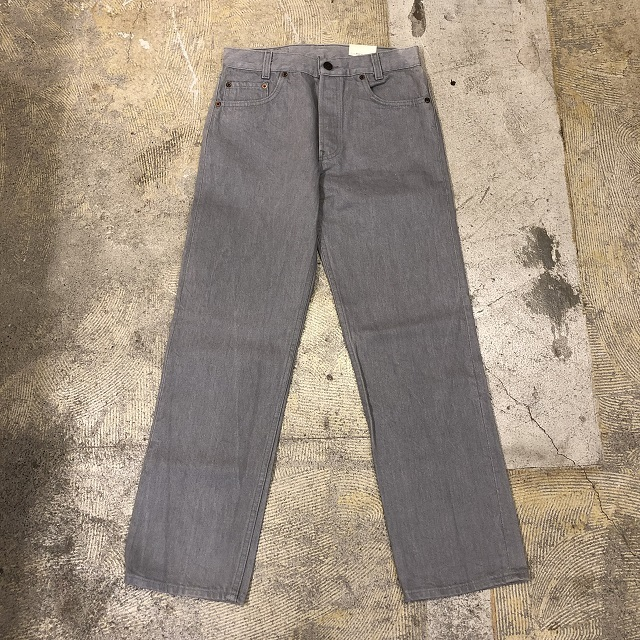 Levi's 701-5755(501) Made in USA 80's Dead Stock