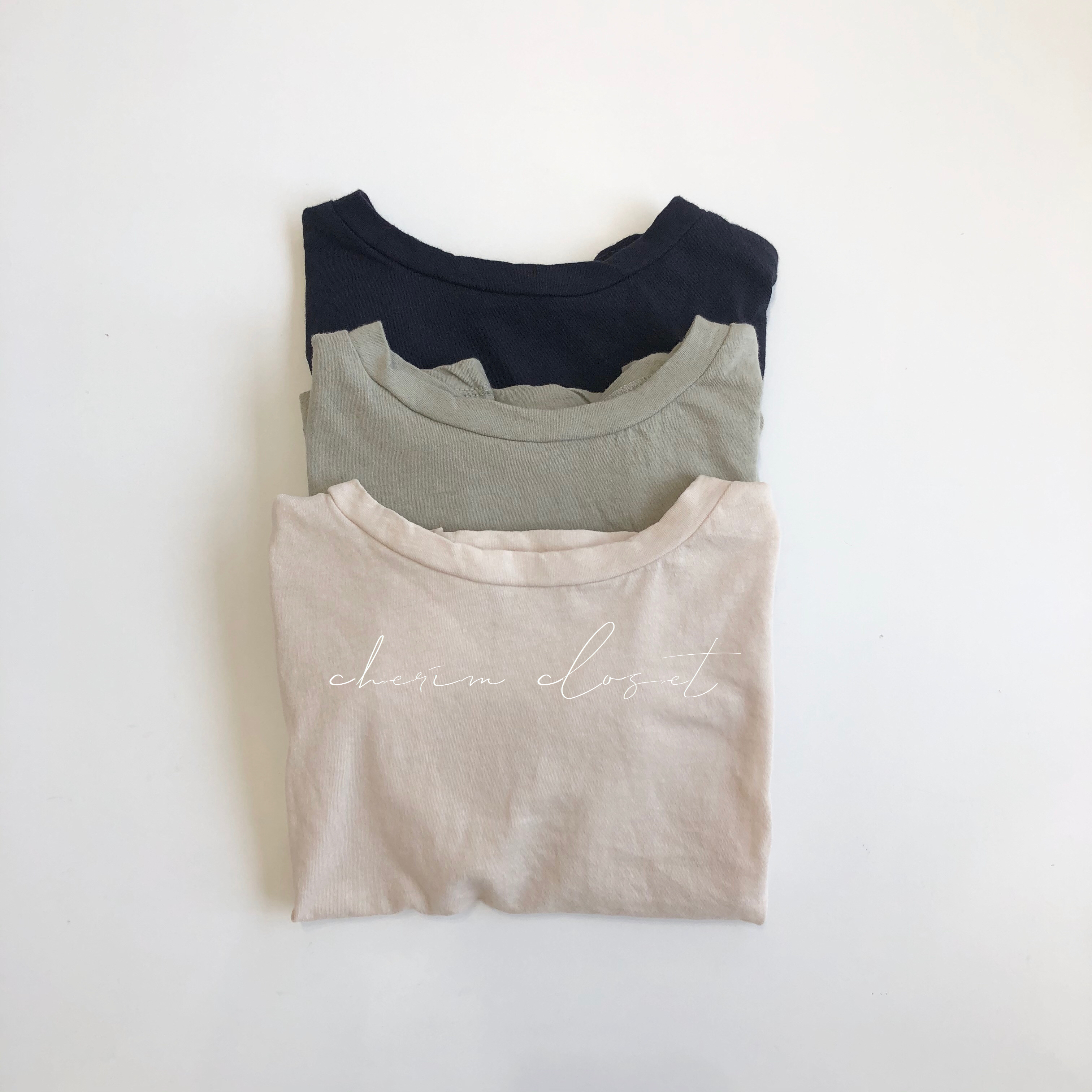 NO. 716 simple more T 【 mom size 】