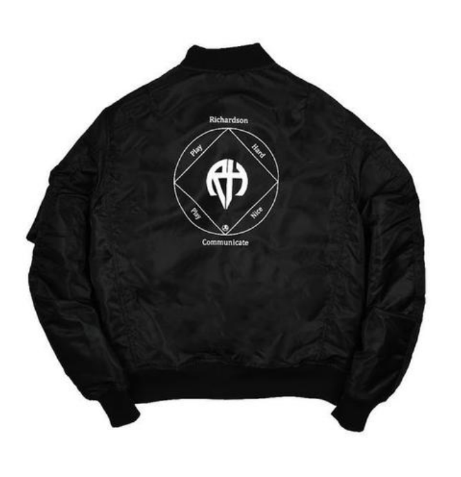 Richardson RH MA-1 Bomber Jacket