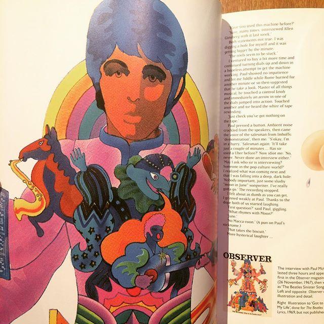 アラン・オルドリッジ イラスト集「The Man with Kaleidoscope Eyes/Alan Aldridge」 - 画像2