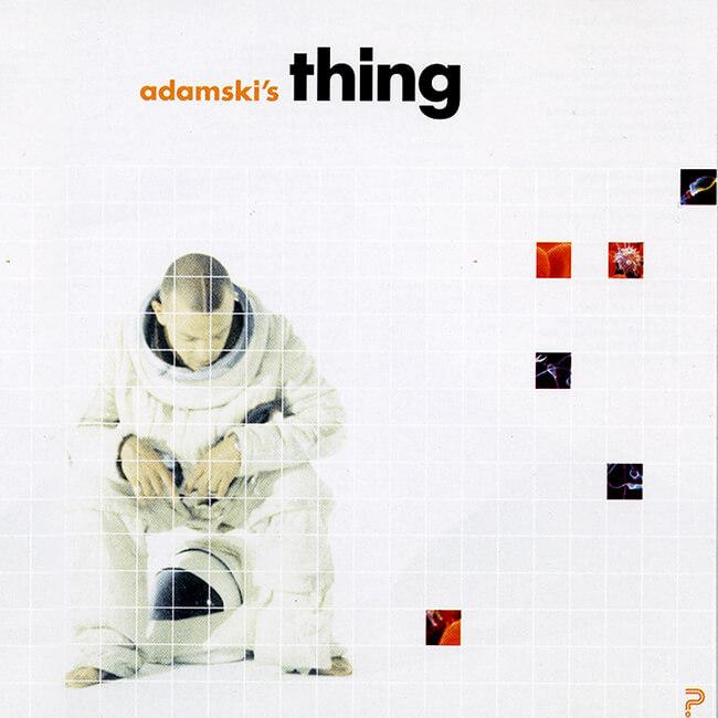 Adamski's Thing - Adamski's Thing - 画像1