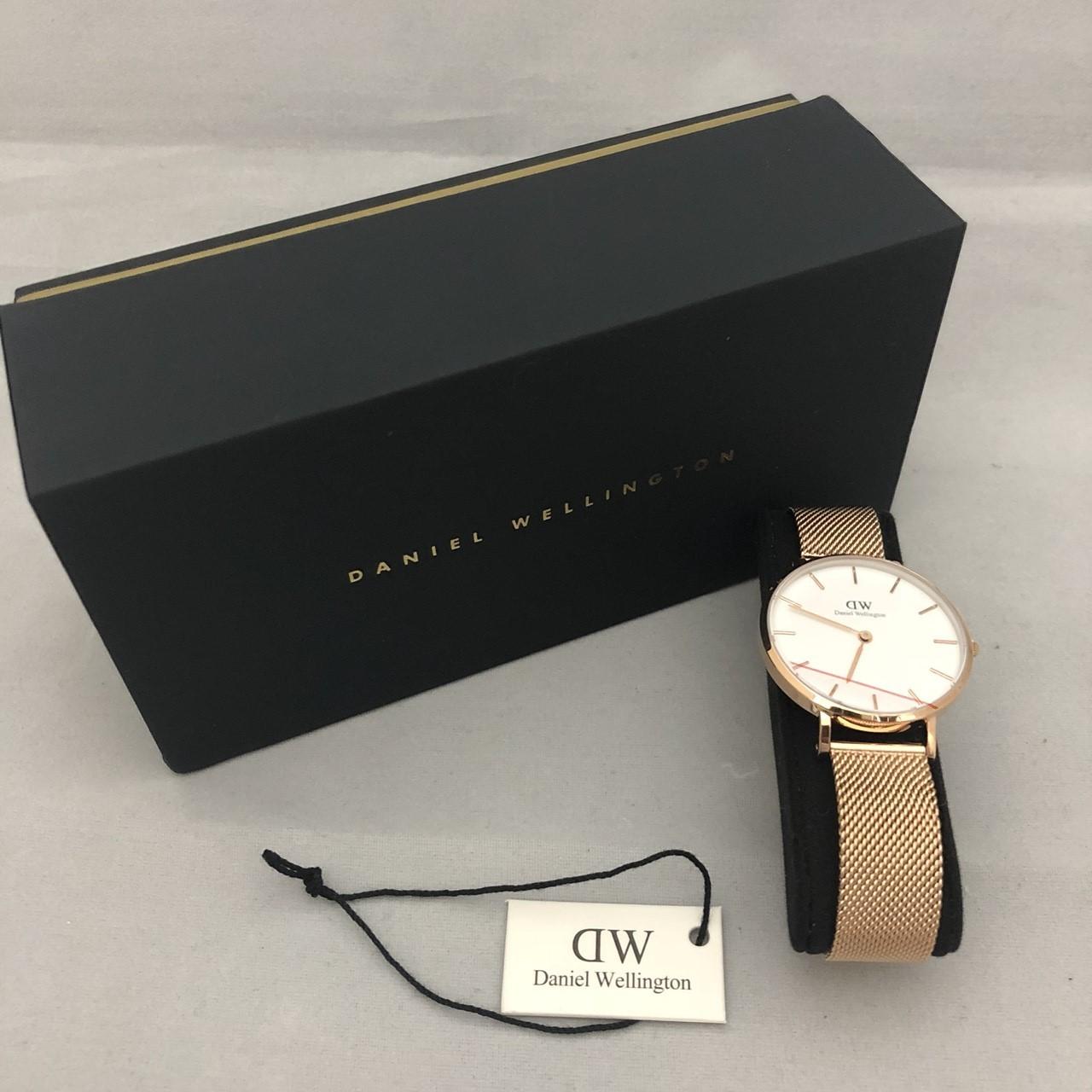 Y[Y4b]腕時計 ダニエルウェリントン Daniel Wellington DW00100163