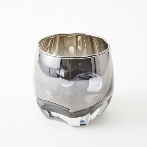 Crown-Silver 【グラスタンブラー】