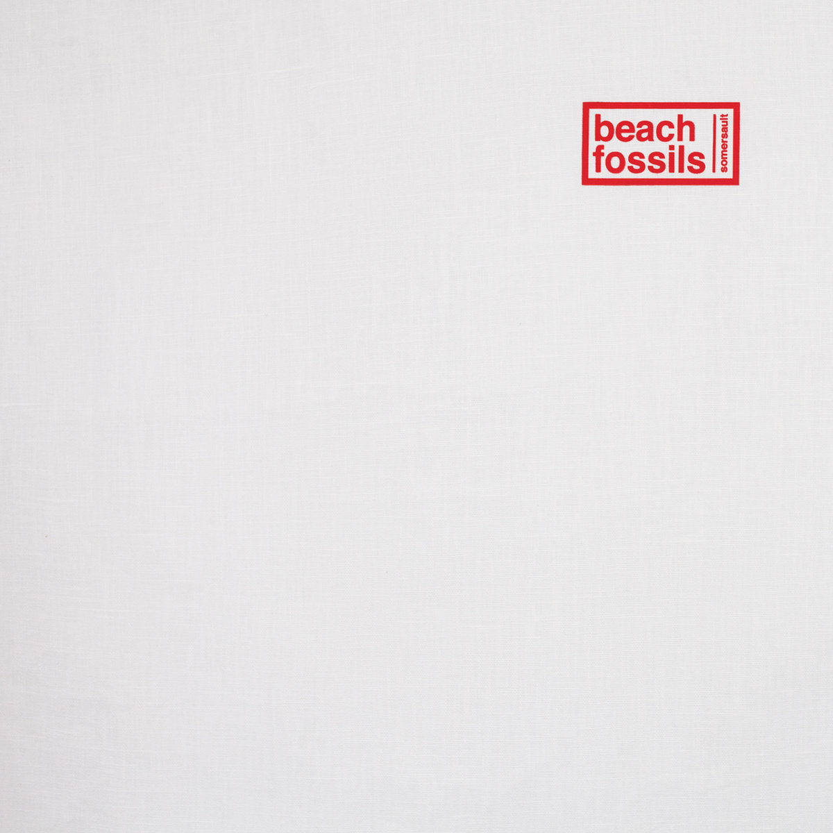 Beach Fossils / Somersault(Ltd LP)
