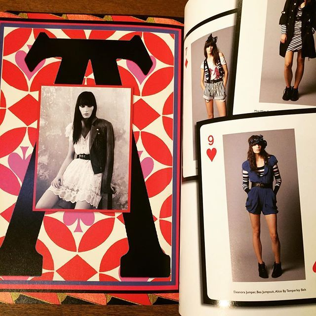 ファッションの本「True British/Alice Temperley」 - 画像3