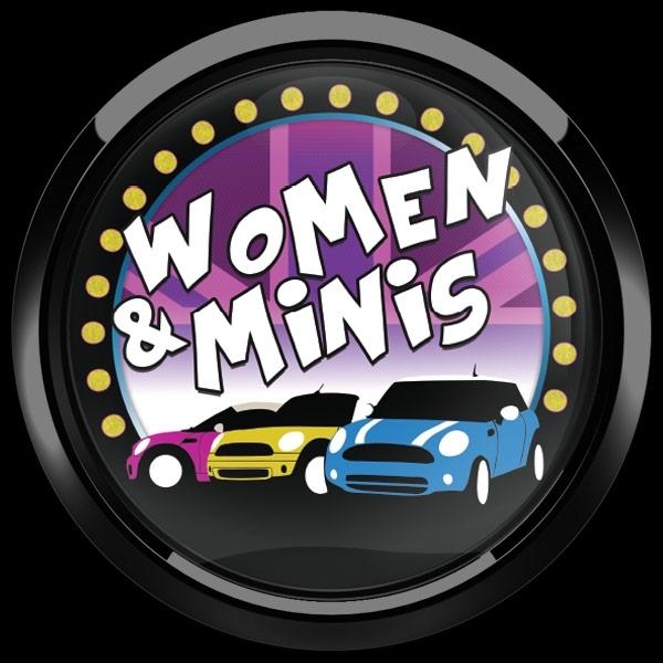 ゴーバッジ(ドーム)(CD0883 - CLUB Women & MINIs) - 画像2