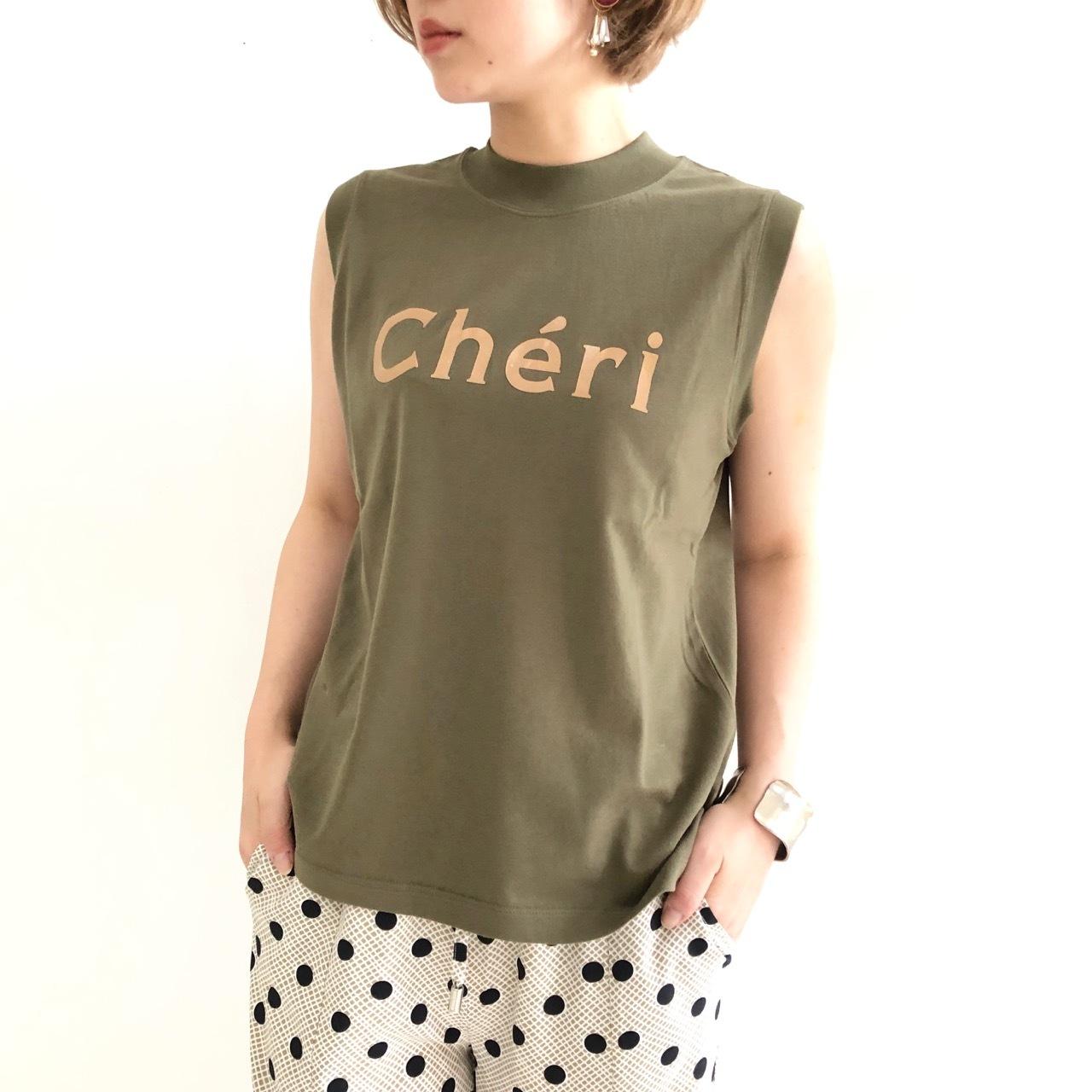 【 AGNOST 】- 64419121 - Cheri TankTeeシャツ