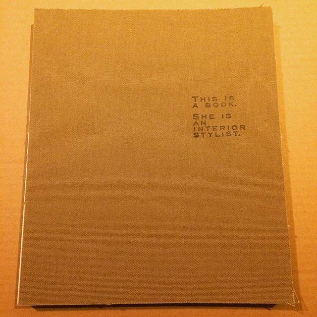 インテリアの本「ユーカリ This is a book. She is an interior stylist.」 - 画像1