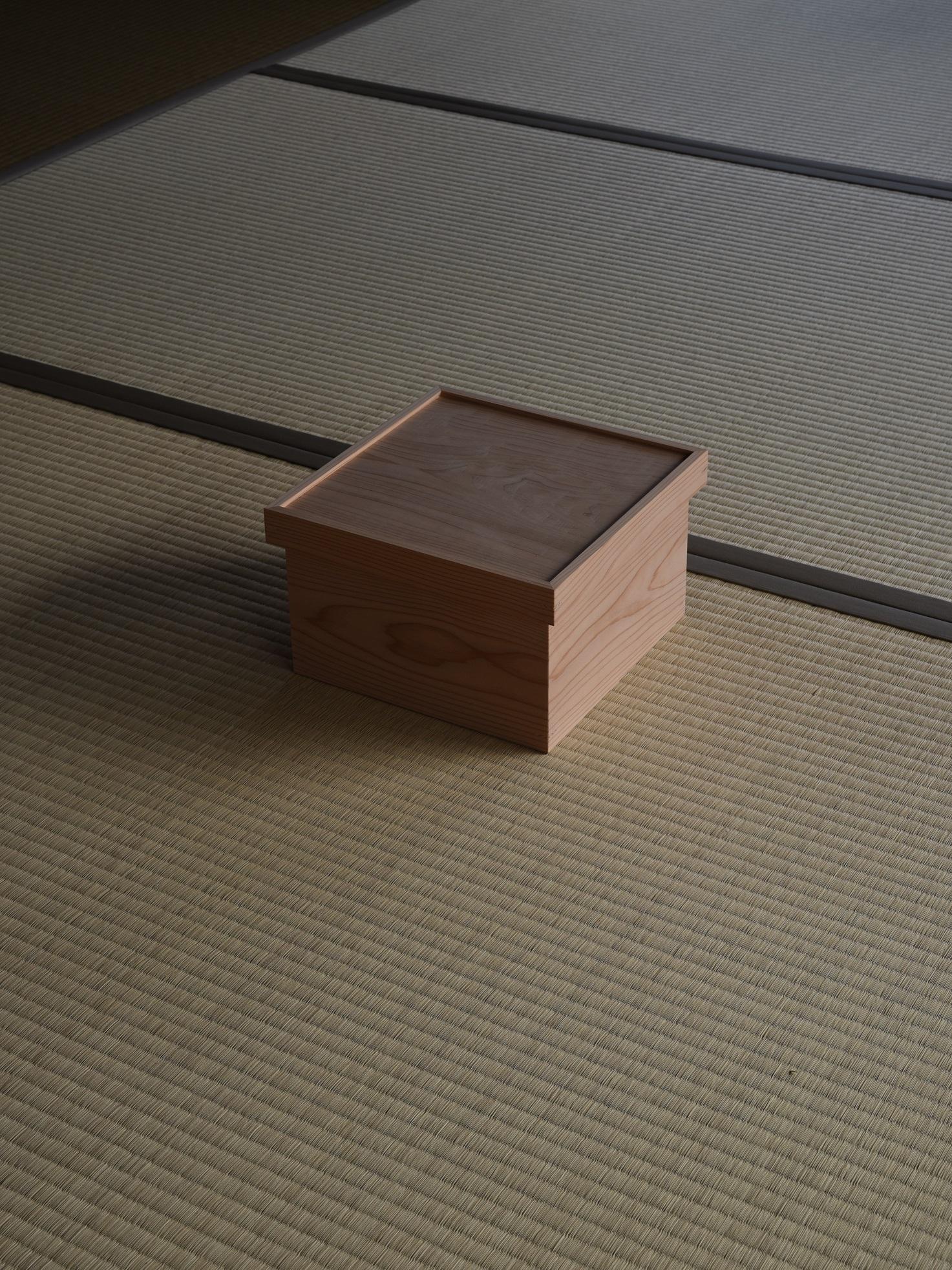 川合優 | 箱膳 小