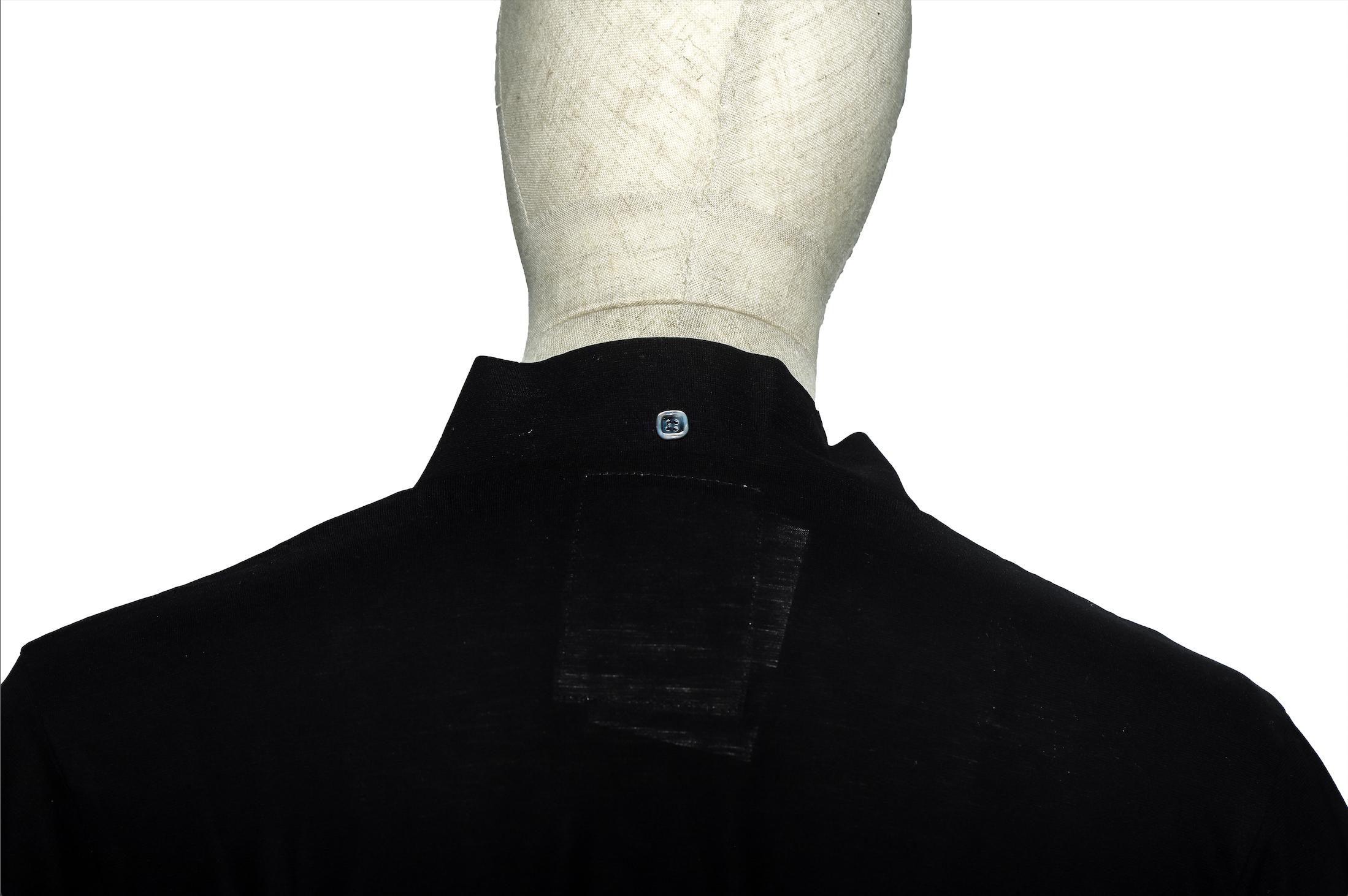 Tシャツ襦袢 七分袖