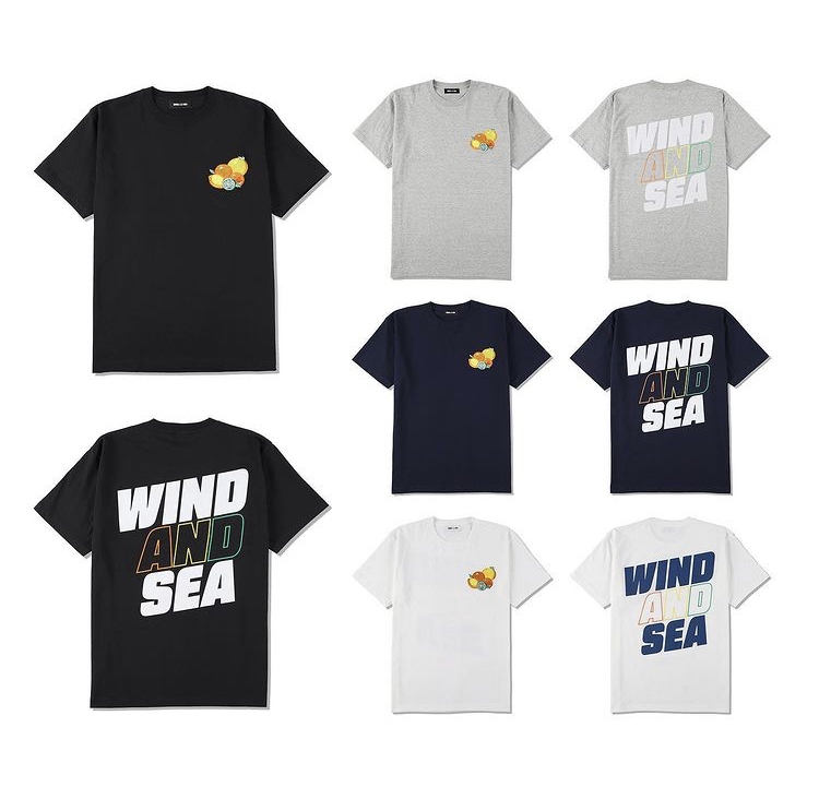 WDS SEA (juicy-fresh)T-SHIRT