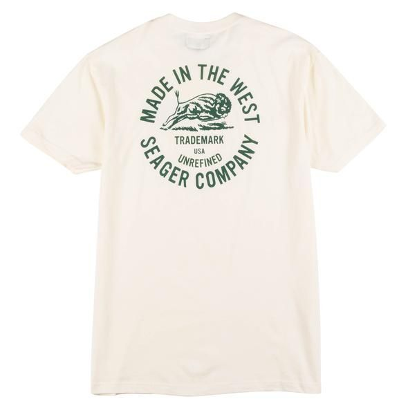 SEAGER #Yellowstone Tee