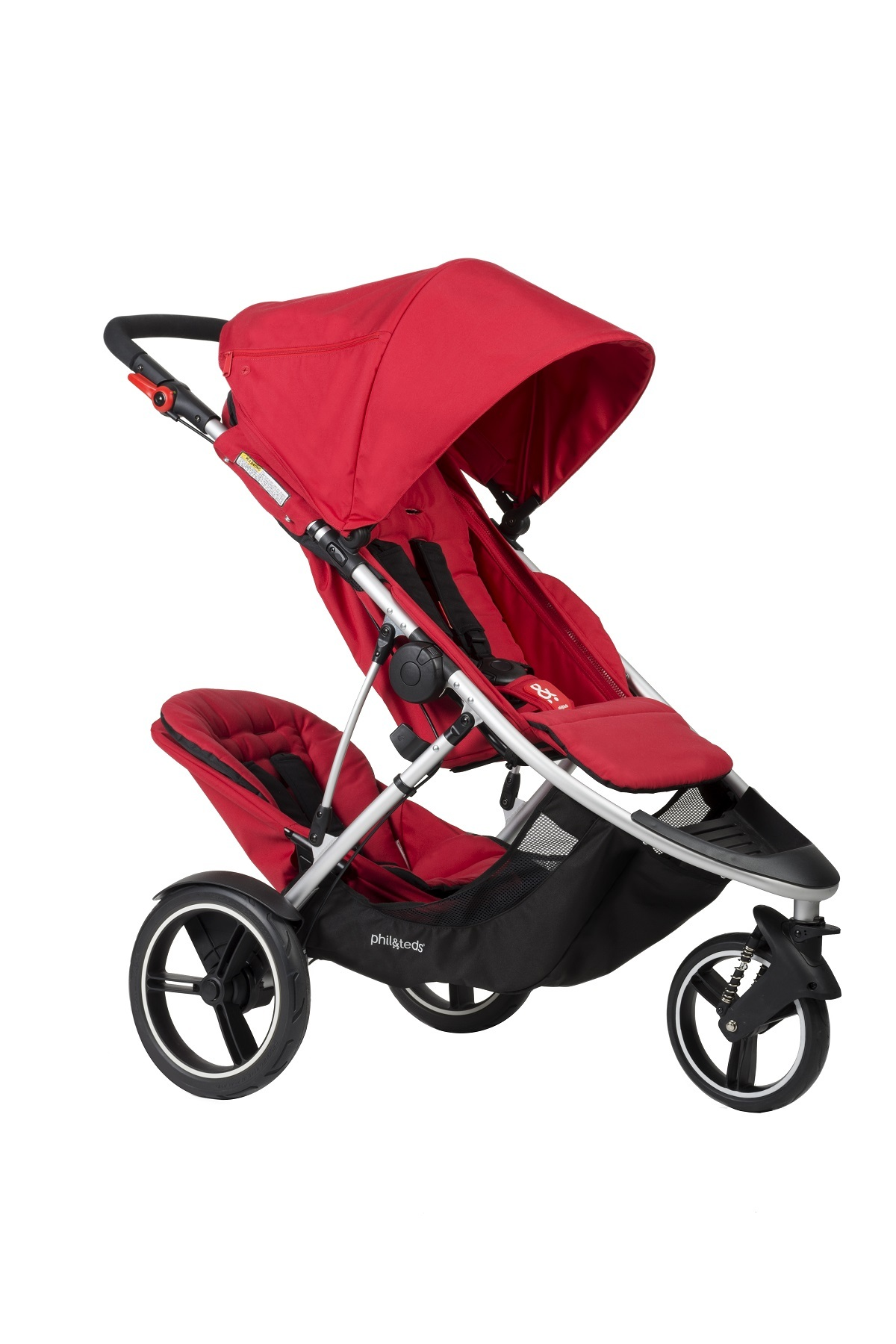 phil&teds Dash buggy Red フィルアンドテッズ ダッシュ