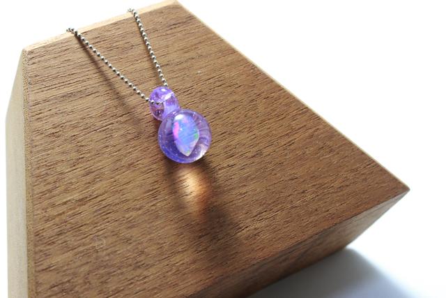 【purple opal #2】