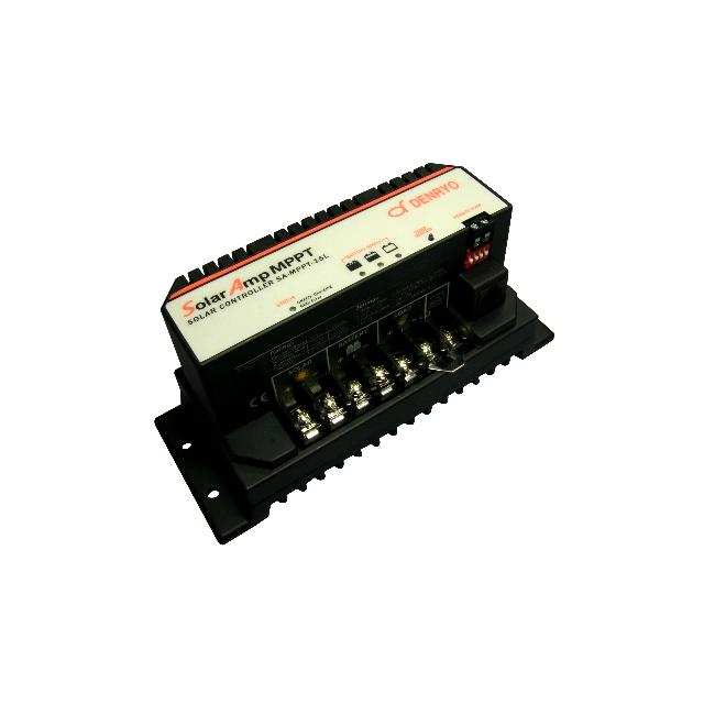 電菱 太陽電池充放電コントローラー SA-MPPT-15L(12V/24V-15A)