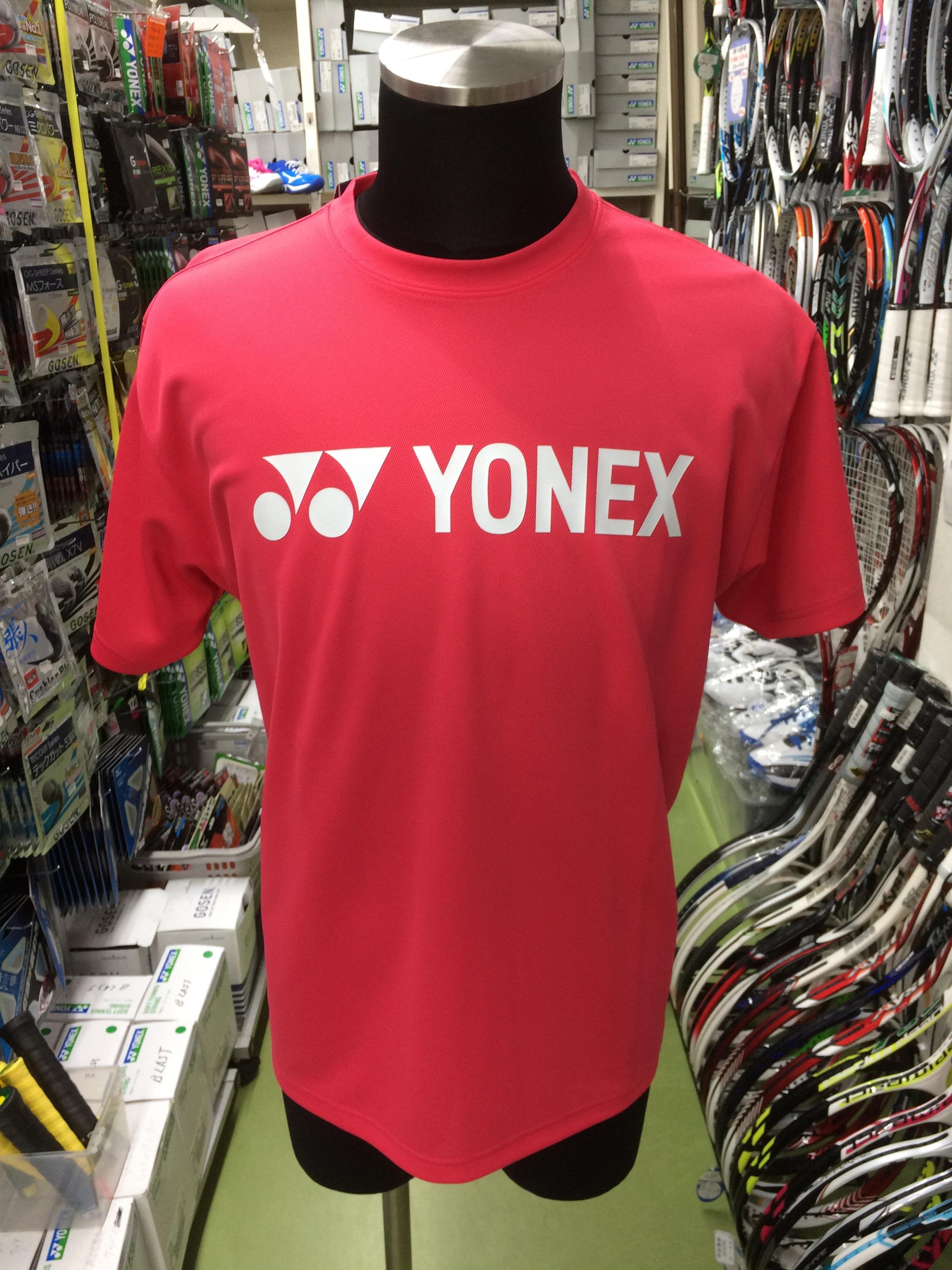 ヨネックス ユニドライTシャツ 16197Y - 画像4