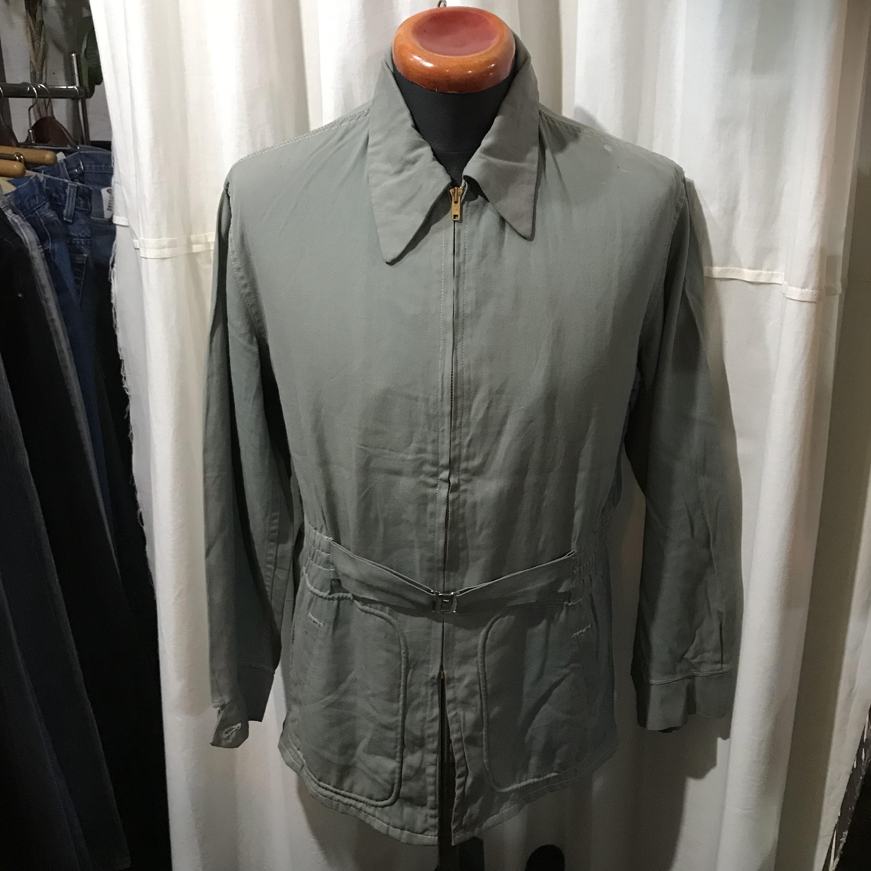 50's vintage スイングトップジャケット メンズL~