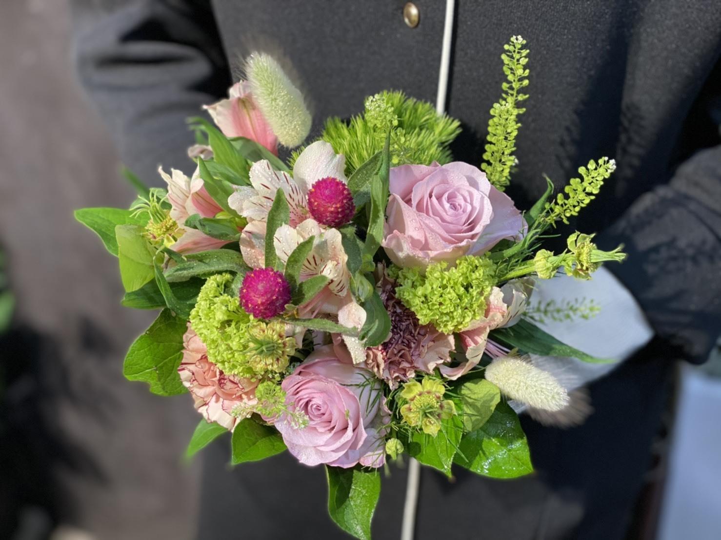 【母の日ギフト】おまかせ Mothers bouquet