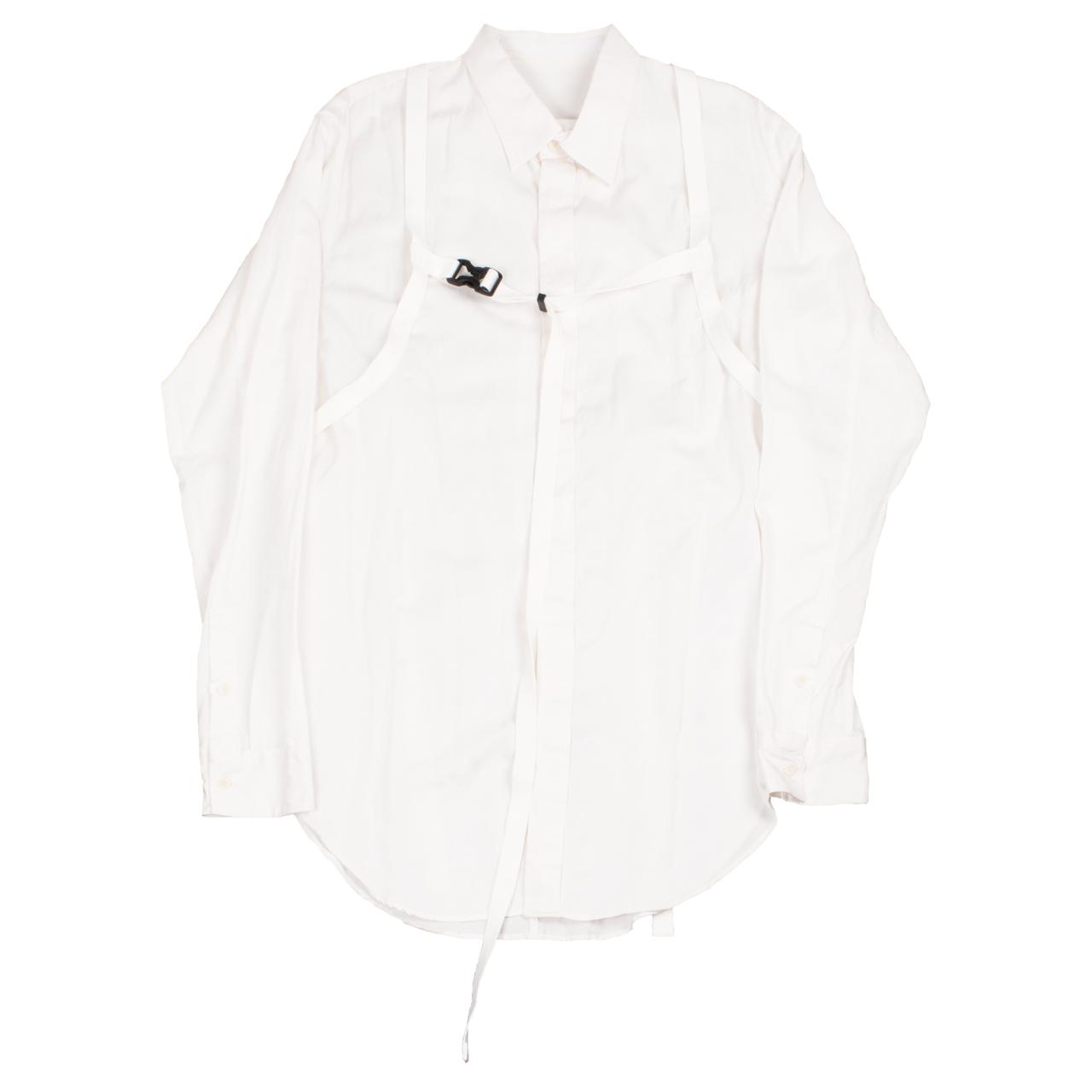 727SHM1-OFF WHITE / ハーネス シャツ