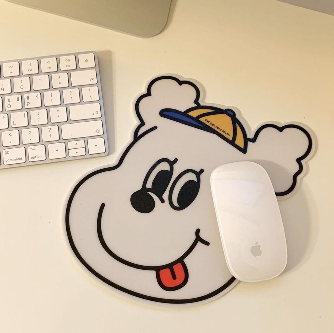 ゴンシリ マウスパッド