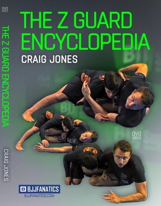 予約注文受付中!クレイグ・ジョーンズ Zガード・エンサイクロペディア(百科事典)DVD3枚組