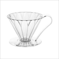 cafec 円錐ドリッパー ★1★2~4杯用 樹脂製