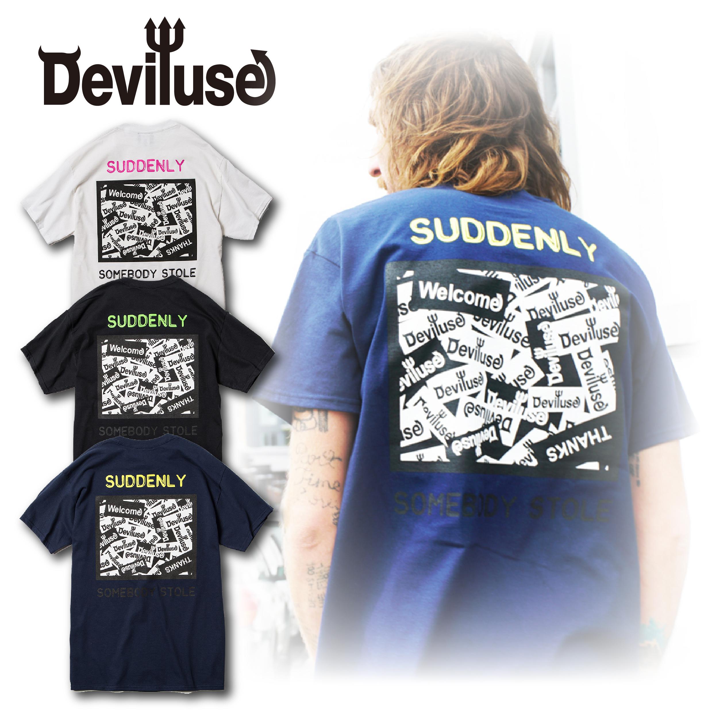 Deviluse(デビルユース) | CCTV T-shirts