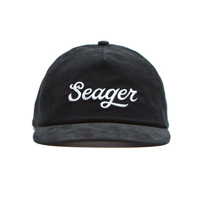 SEAGER #Cannonball Corduroy Snapback
